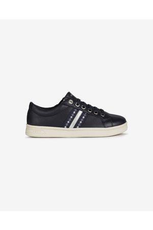 Geox DJ Rock Girl Kids Sneakers Blue