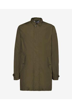 Geox Sestriere Coat Green