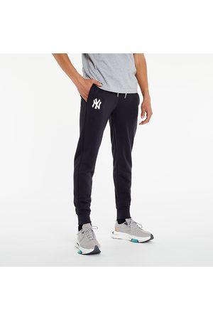 New Era Homem Joggers - MLB Logo Joggers New York Yankees Navy