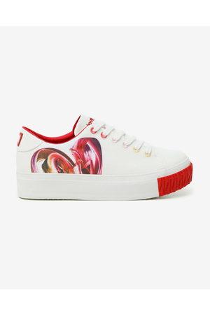 Desigual Street Sneakers White