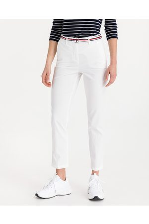 Tommy Hilfiger Chino Trousers White