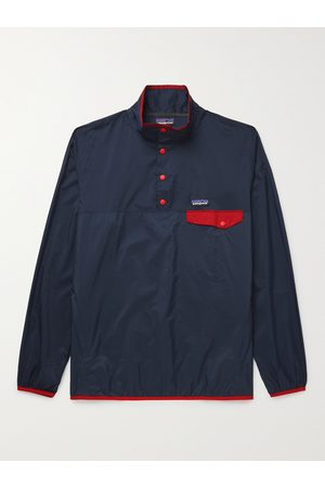 Patagonia Homem Casacos Outdoor - Houdini Snap-T Recycled Ripstop Jacket