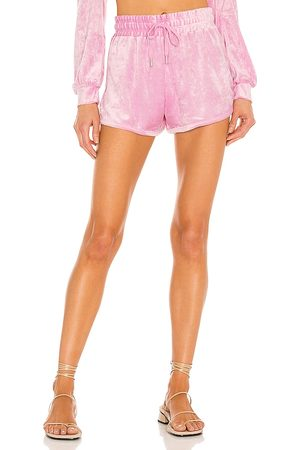 Generation Love Britt Shorts in - Pink. Size L (also in XS, S, M).