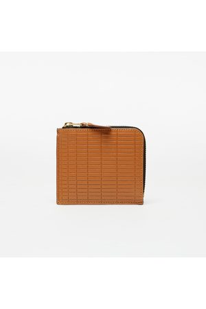 Comme des Garçons Bolsas & Carteiras - Comme des Garçons Brick Line Beig Wallet