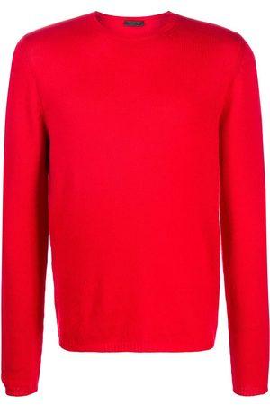 Prada Homem Camisolas - Cashmere long-sleeve jumper