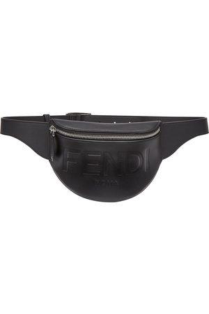 Fendi Debossed-logo small belt bag