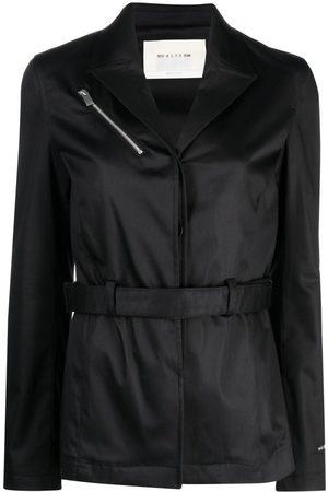 1017 ALYX 9SM Senhora Blazers - Single-breasted belted blazer