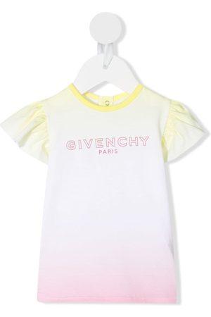 Givenchy Bebé T-shirts & Manga Curta - Logo-print T-shirt