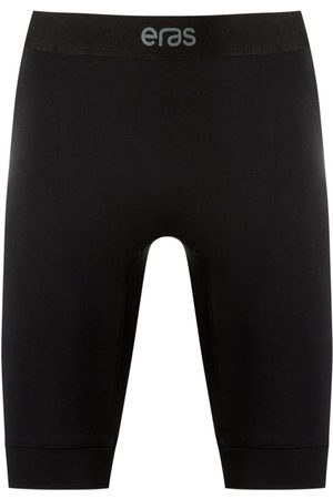 AMIR SLAMA Elasticated slim-fit shorts