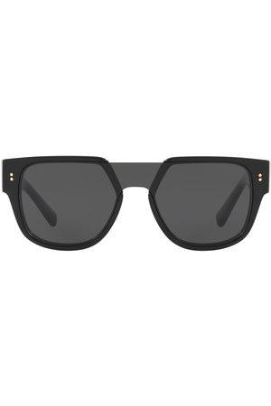 Dolce & Gabbana Homem Óculos de Sol - Domenico D-frame sunglasses