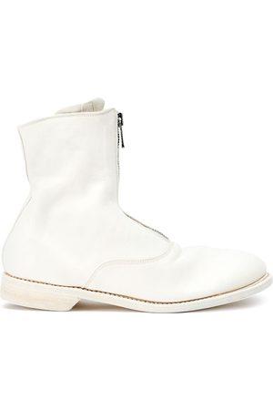 GUIDI Senhora Botins - Zipped ankle boots