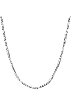 David Yurman Homem Colares - 4.8mm Station chain necklace