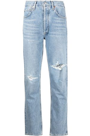 Citizens of Humanity Charlotte straight-leg jeans