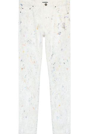JOHN ELLIOTT Daze mid-rise straight jeans