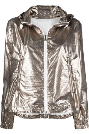 Moncler Senhora Casacos - Eschamali hooded jacket
