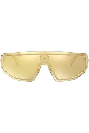 VERSACE Homem Óculos de Sol - V-Powerful shield sunglasses