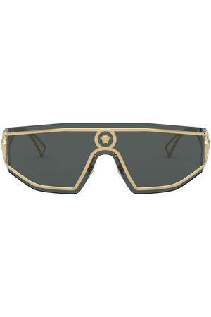 VERSACE V-Powerful shield sunglasses