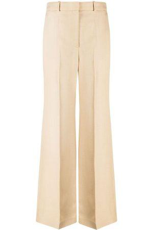 Joseph Morissey wide-leg trousers