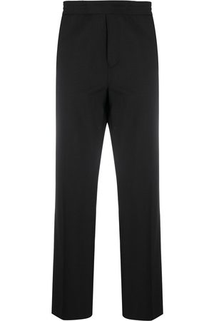 Acne Studios Elasticated waistband straight-leg trousers