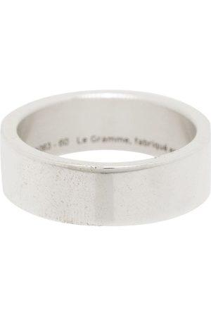 Le Gramme Homem Anéis - La 9g polished ribbon ring
