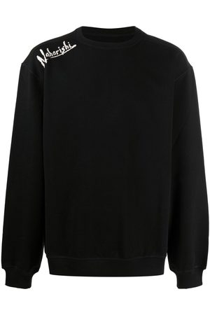 Maharishi Chest logo-detail sweatshirt