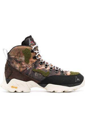 ROA Homem Botas - Andreas lace-up boots