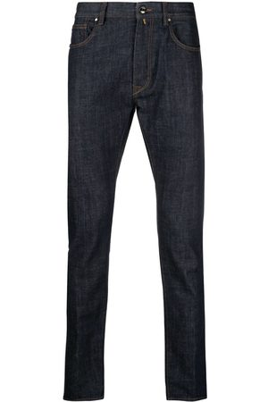 Incotex Homem Slim - Slim-fit stretch cotton jeans