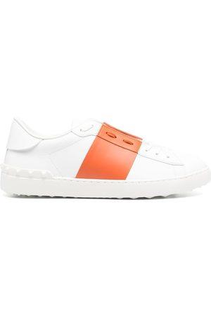 VALENTINO GARAVANI Open low-top sneakers