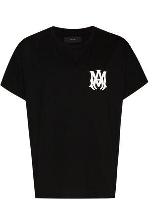 AMIRI Logo print short-sleeve T-shirt