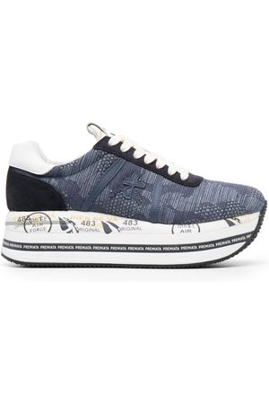 Premiata Senhora Sapatos desportivos - Beth flatform trainers