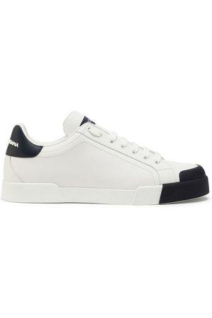 Dolce & Gabbana Portofino two-tone sneakers