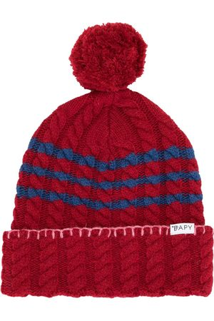 BAPY BY *A BATHING APE® Senhora Chapéus - Cable-knit beanie