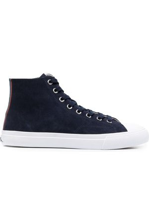Paul Smith Homem Tops & T-shirts - Carver high-top sneakers