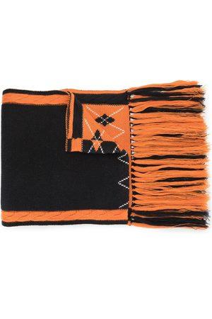 BAPY BY *A BATHING APE® Senhora Cachecóis & Echarpes - Embroidered logo scarf