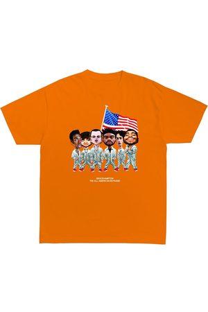 Brockhampton All-American Caricature T-Shirt