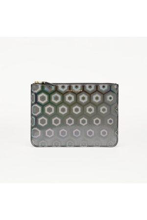 Comme des Garçons Comme des Garçons Black Rainbow Wallet Silver/Black