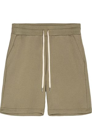 JOHN ELLIOTT Crimson Shorts in - Green. Size L (also in M, S, XL, XS).