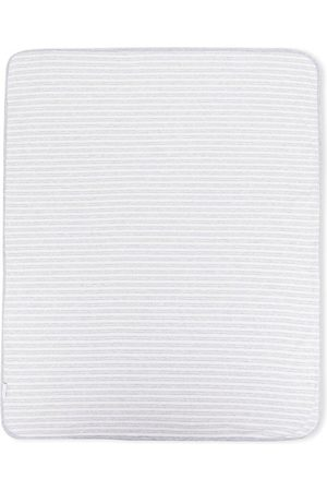 KNOT Lacy organic cotton blanket