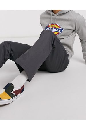 Dickies 874 straight fit work trousers in charcoal grey