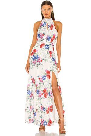 Yumi Kim High Demand Maxi Dress in - White. Size L (also in XS, S, M).