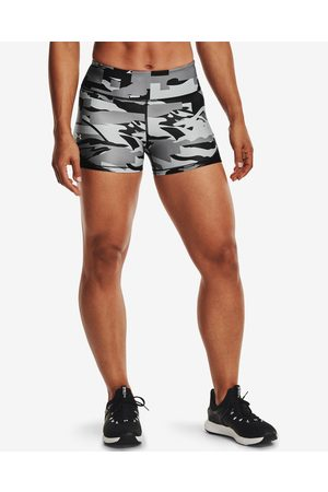 Under Armour Iso-Chill Team Shorts Black Grey