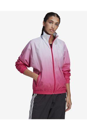 adidas Originals Оlympic Adicolor 3d Trefoil Jacket Pink