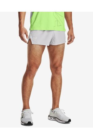 Under Armour AirVent Run Shorts Grey