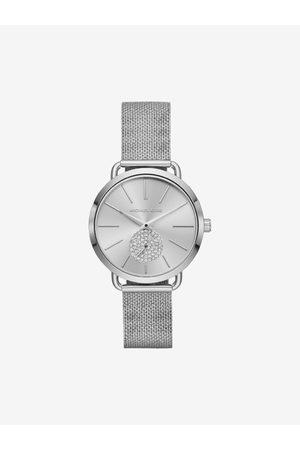 Michael Kors Portia Watches Silver