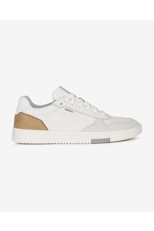 Geox Segnale Sneakers White
