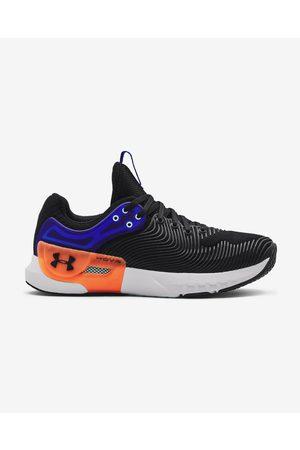 Under Armour HOVR™ Apex 2 Training Sneakers Black Blue Orange