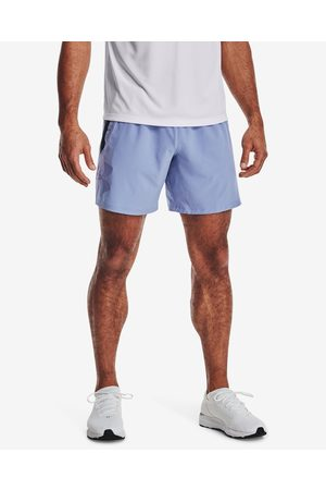 Under Armour Qualifier Speedpocket Branded 7'' Short pants Blue