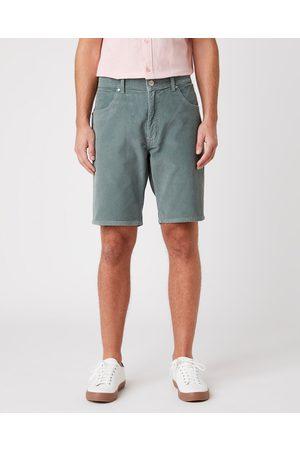 Wrangler Homem Calções - Corduroy Shorts Green