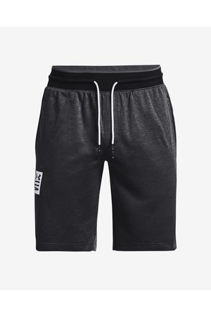 Under Armour Recover Shorts Black