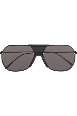 Bottega Veneta Eyewear Aviator-frame sunglasses